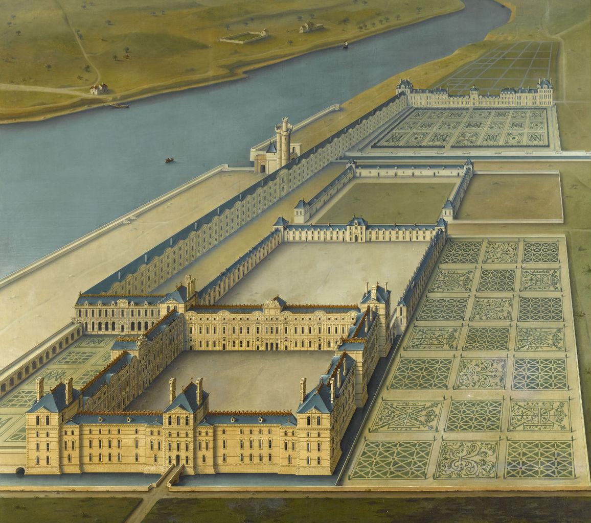 Le grand dessein d'Henri IV pour le Louvre