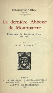 La dernière abbesse de Montmartre, collection Pax