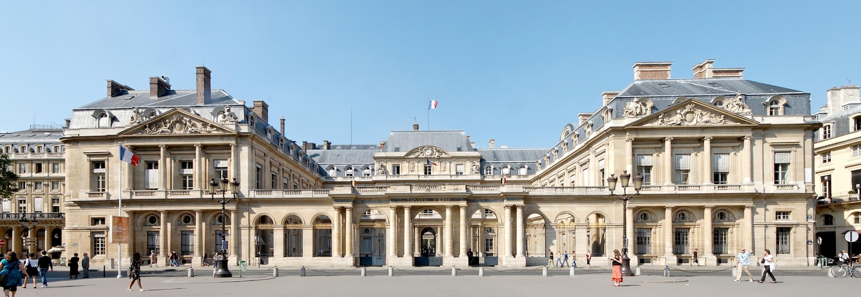 Conseil d'Etat, Palais Royal, Paris