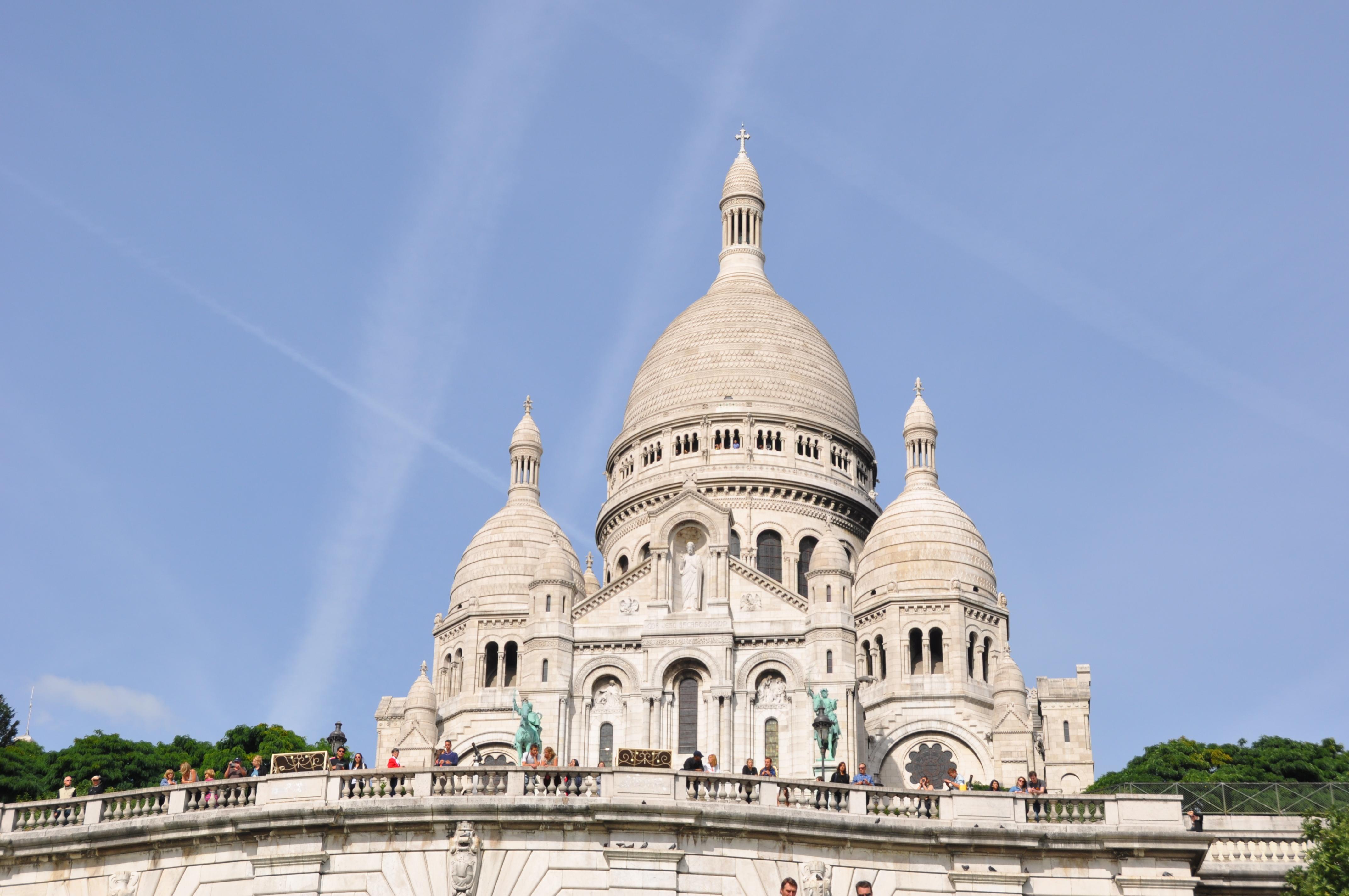 Basilique du Sacré-Coeur de Jésus, Montmartre, Paris