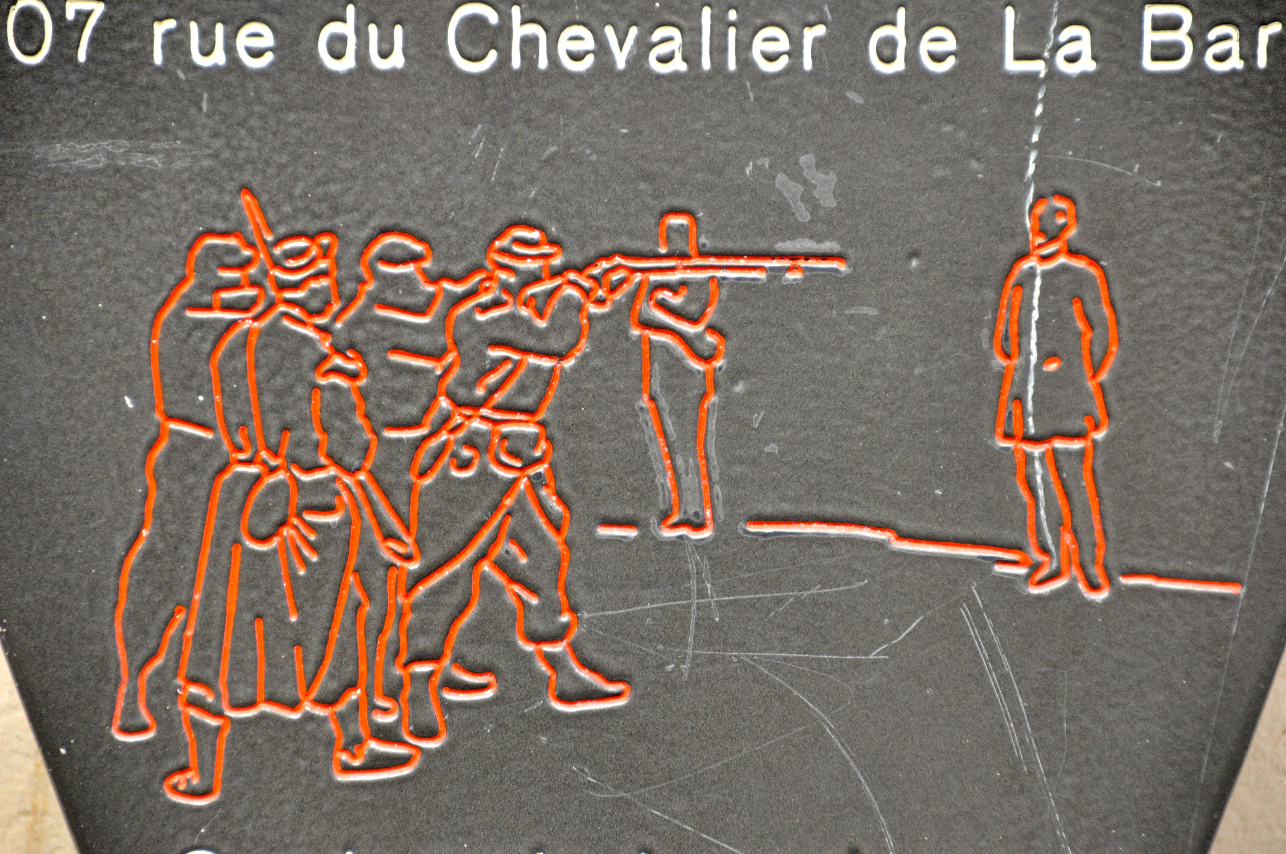 Exécution des généraux Lecomte et Clément-Thomas, le 18 mars 1871, à Montmartre