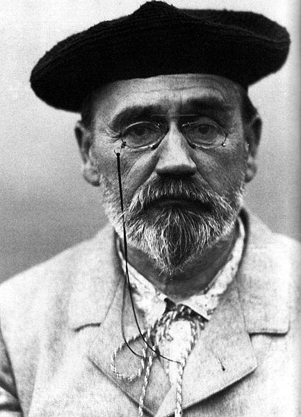 Emile Zola par lui-même
