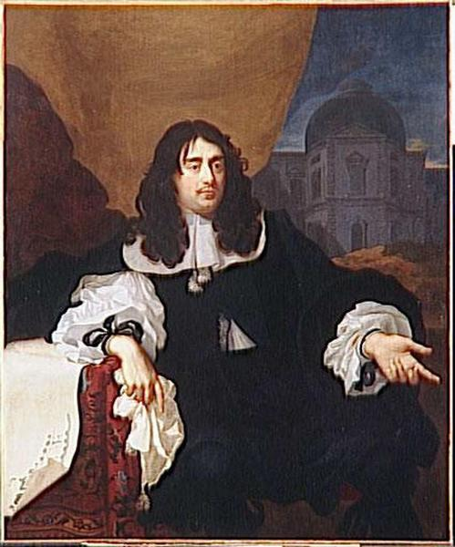 Louis Le Vau, architecte de Louis XIV